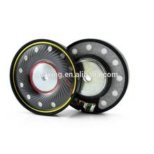 High end headphone speaker dynamic driver 40mm speaker driver manufacturer
