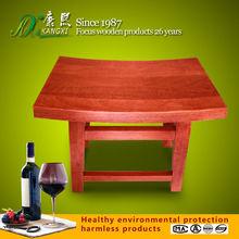 Elegant modern design wood garden stool