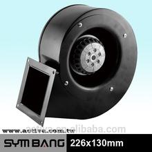 226*130mm kitchen ceiling ventilation exhaust fan (acb226130h)