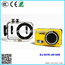 Full HD 1080P waterproof wifi Sport Action camera f Iphone/tablet/smartphone