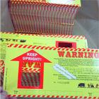 Logistics park specially shipping warning label,Custom die cut vinyl stickers,label sticker