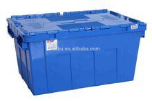 600*400*315mm Plastic Multi Storage Box with Lids