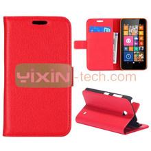 for Nokia Lumia 630 flip smart phone leather cover case,for Nokia 630 leather case