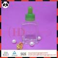 Venda quente do frasco de vidro fornecedor ejuice sabor líquido prova de criança garrafa de vidro conta-gotas na venda