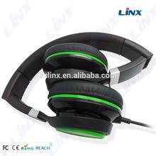 custom head phone case, mp3 player sport head phone, super-bass head phone