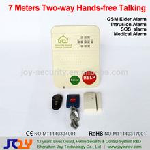 New Hot Sale !!! Intelligent GSM Elderly Alarm With Multi Language,Emergency Calling System