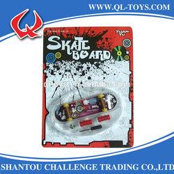 Promotion Children Toy Finger skateboard Table game soprt toy