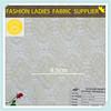 2014 Fashionable pattern lace Fabric Producer macrame lace fabric white beaded wedding lace fabrics