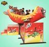 New arrival ! 10P children indoor amusement equipment