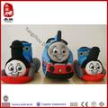 China atacado educação baby toy stuffed plush thomas trem de brinquedo