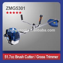 1.3kw 51.7CC ZMG5301 Zomax diesel brush cutter