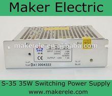 avr automatic voltage regulator power supply S-35-5