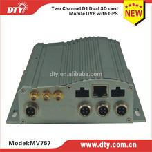Excellent 3G gps 4 channel car mobile DVR