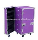 Silver aluminium tool case /transporting storage briefcase TL15N