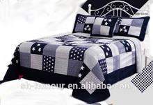 Fake Patchwork 100% Cotton Bed Sheet
