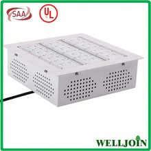 Professional TOP10 Supplier 120W Retrofit cree&meanwell gas station led canopy light 500w