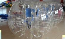 Hot inflatable human bumper ball,inflatable bumper ball/ body zorbing bubble ball