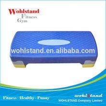 Popular cheap adjustable aerobic step supplier