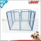 1.5x1.5x1.2m Fancy indoor modular metal welded wire portable dog runs