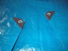 Hot saled Waterproof anti aging Anti-UV yard tarp
