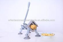 Venda quente batata frita máquina de fritura, Comercial picador de batata
