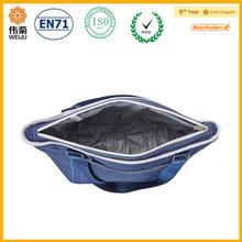 210D whole foods cooler bag,whole foods lunch cooler bag,zipper cooler bag