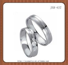 Fashion egyptian wedding tungsten rings