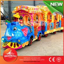 Hot Sale kids train electric tourist train for amusement park