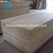 Cheap paulownia wood/Edge glued solid wood panels