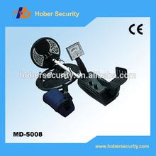 Il prezzo di alta qualità e sensibilità profondo terra metal detector con 1-2.5m rilevare profondità md-5008