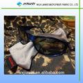 microfibra único bolsa para el deporte gafas de sol okey