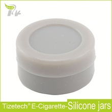 FDA approved clip top glass jar, 5ml silicone jars wholesale
