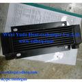 profesional diseñado placa de vacío pequeña de la aleta del refrigerador de aire intercambiador