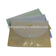 Popular low price pet/pvc beads plastic packing bag