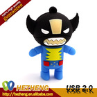 32GB Cool Cartoon Super Hero Pen Drive Spider Man USB Flash Memory