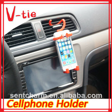 Wonderful top popular fashionable silicone cellphone holders are best gifts father's day cheap