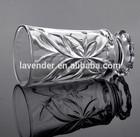 shot glass champagne glass size custom tumbler