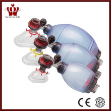 Medical devices blue infant automatic resuscitator