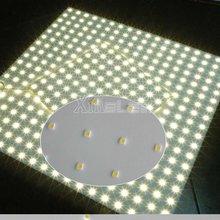 40W 500x500 Waterproof 5050 LED plate light for lightbox backlight