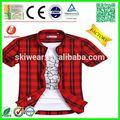 Populaire batik douce chemises indonésie usine