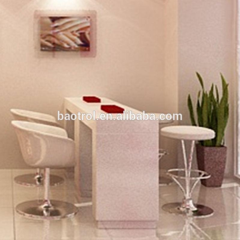 Nail Bar Tables,Artificial Marble Nail Bar Tables,Nail Bar Tables For