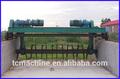 Organiques compost turner 5.5kw poudre machine