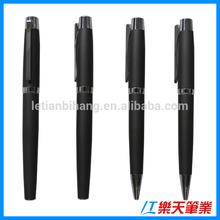 LT-Y640 Fine writing metal roller ball pen for hotel
