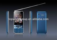call bar mobile phone C9 2.4 inch screen Dual SIM Dual standby MP3/4,camera,bluetooth,FM,torch feature phone