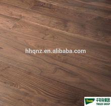 Best price black walnut wood flooring(UV)