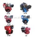 Um cilindro diesel motor 4 tempos no ar- refrigerado