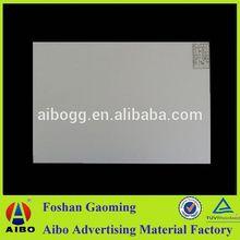 Hard PVC Celuka Foam Sheet pvc foam board banner