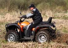EEC single seat 500cc atv for sale