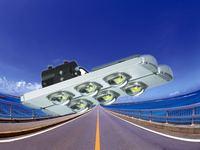 CE ROHS 80W COB Bridgelux chip led street lantern with led street light die cast body