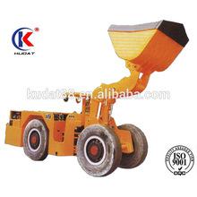 China marca New mineração subterrânea carregador, Carregador da parte frontal